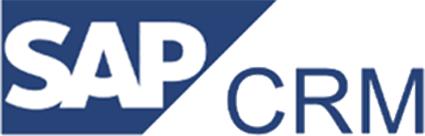 SAP CRM logo