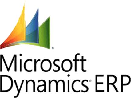 Microsoft Dynamics ERP logo