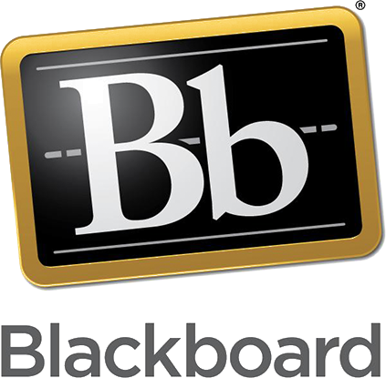 Blackboard Learning Management Software logo