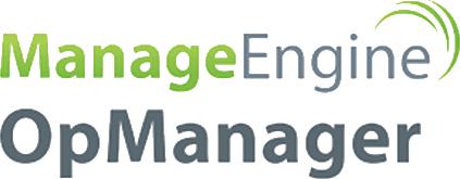 ManageEngine OpManager v12 logo