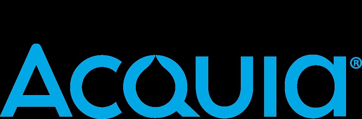 Acquia Drupal 8 logo