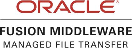 Oracle Managed File Transfer logo
