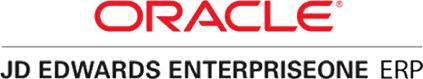 Oracle JD Edwards EnterpriseOne ERP logo