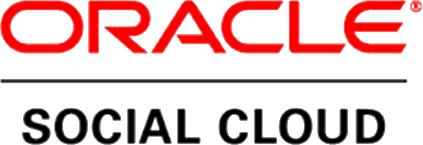 Oracle Social Cloud logo