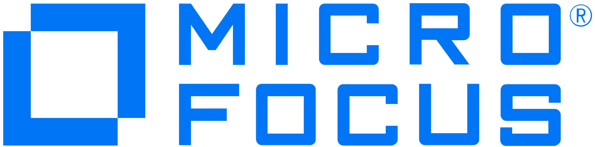 Micro Focus Project Portfolio Management logo