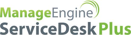 Manage Engine ServiceDesk Plus logo