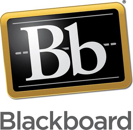 Blackboard Learning Management Software logo