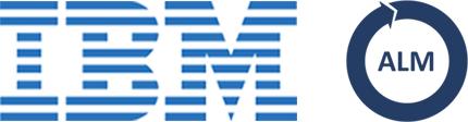 IBM Rational Collaborative Lifecycle Management logo