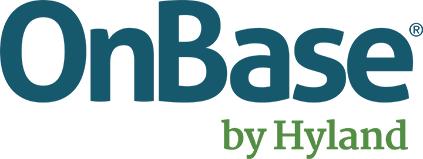 Hyland OnBase ECM logo