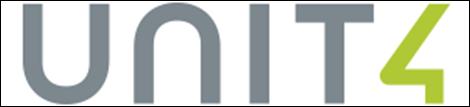 Unit4 ERP logo