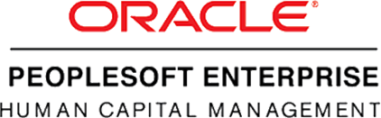 Oracle PeopleSoft HCM logo