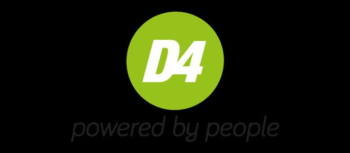 D4 eDiscovery logo