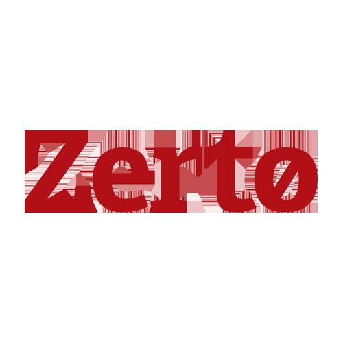 Zerto IT Resilience Platform logo