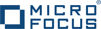 Micro Focus Data Protector logo