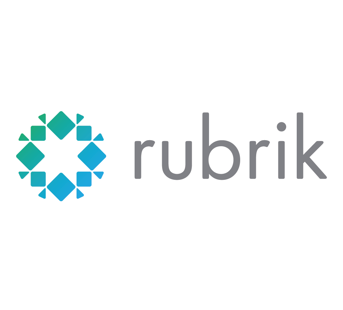 Rubrik Cloud Data Management logo