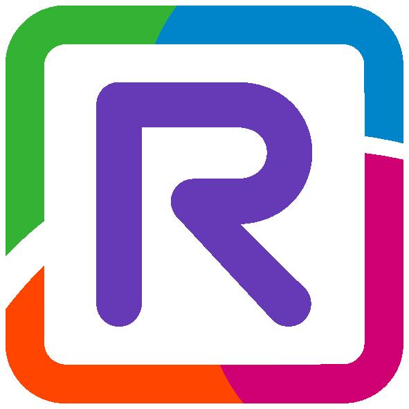 Alcatel-Lucent Rainbow logo