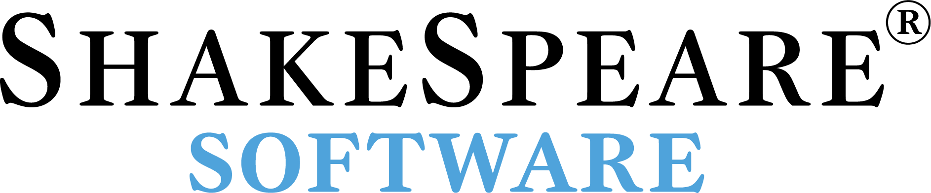 ShakeSpeare® Software Suite logo