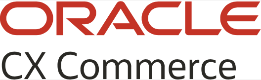 Oracle CX Commerce logo