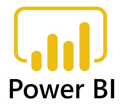 Microsoft Power BI logo