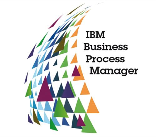 IBM Business Process Manager logo