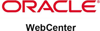 Oracle WebCenter Sites logo