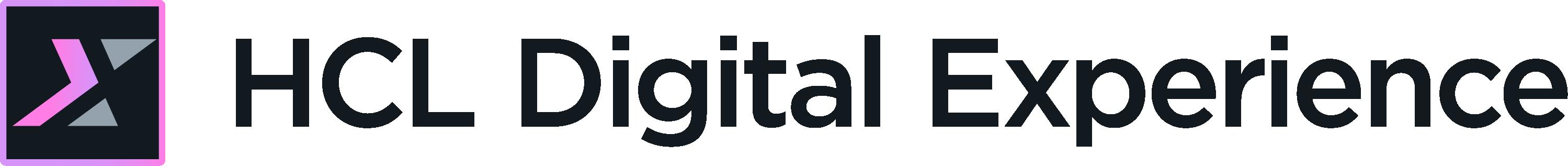 HCL Digital Experience logo