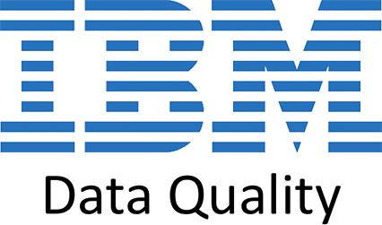 IBM InfoSphere QualityStage logo