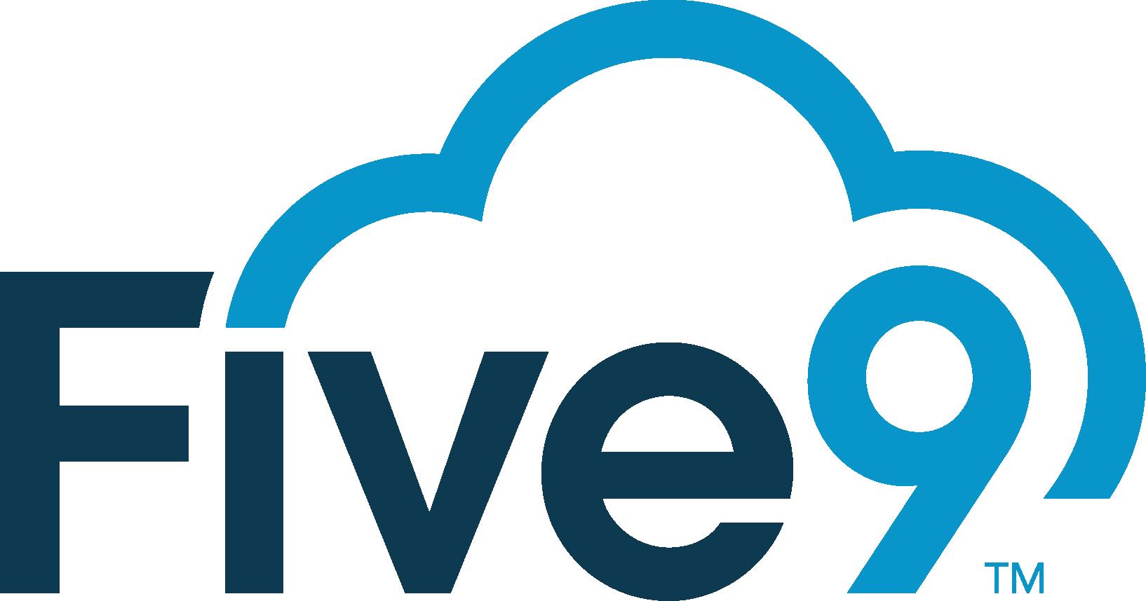 Five9 Virtual Contact Center logo