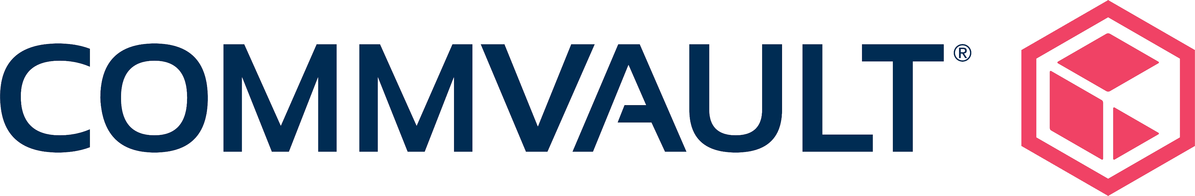 Commvault Backup and Recovery logo