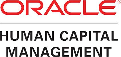 Oracle HCM Cloud logo