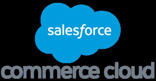 Salesforce B2B Commerce Cloud logo