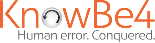 KnowBe4 Security Awareness Training logo