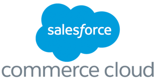 Salesforce B2C Commerce Cloud logo