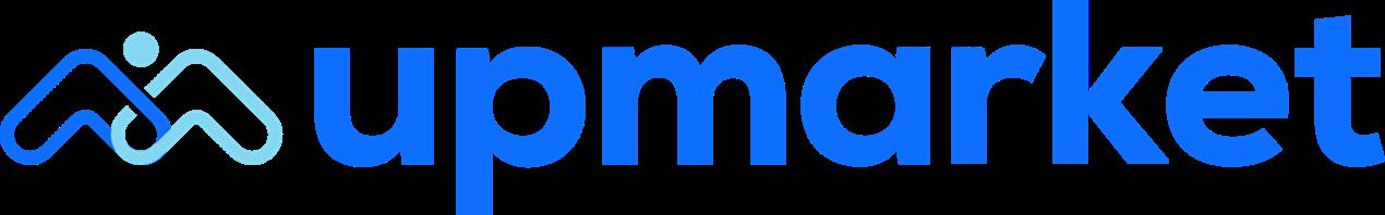 Upmarket logo