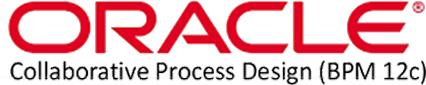 Oracle Business Process Management logo