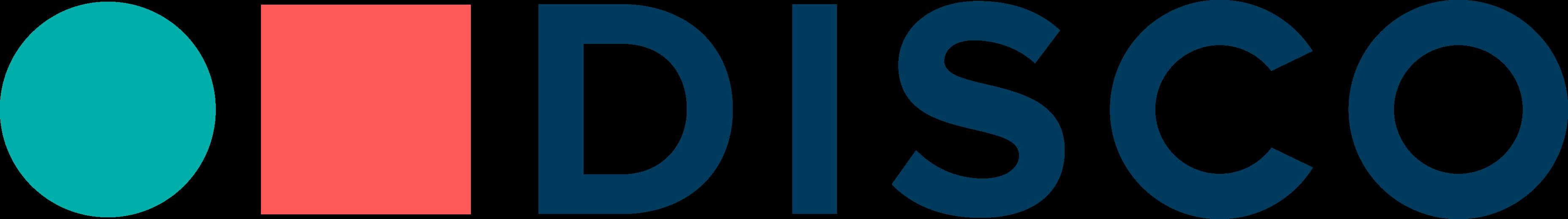 DISCO Ediscovery logo