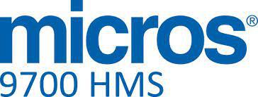 MICROS 9700 HMS logo
