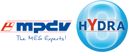 Hydra 8 MES Logo