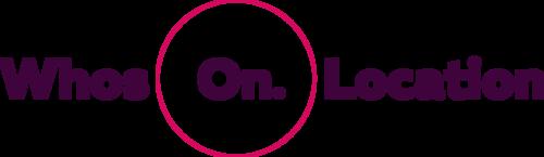 WhosOnLocation Logo